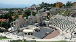 Античният театър в Пловдив може да се превърне в арена на боксов спектакъл