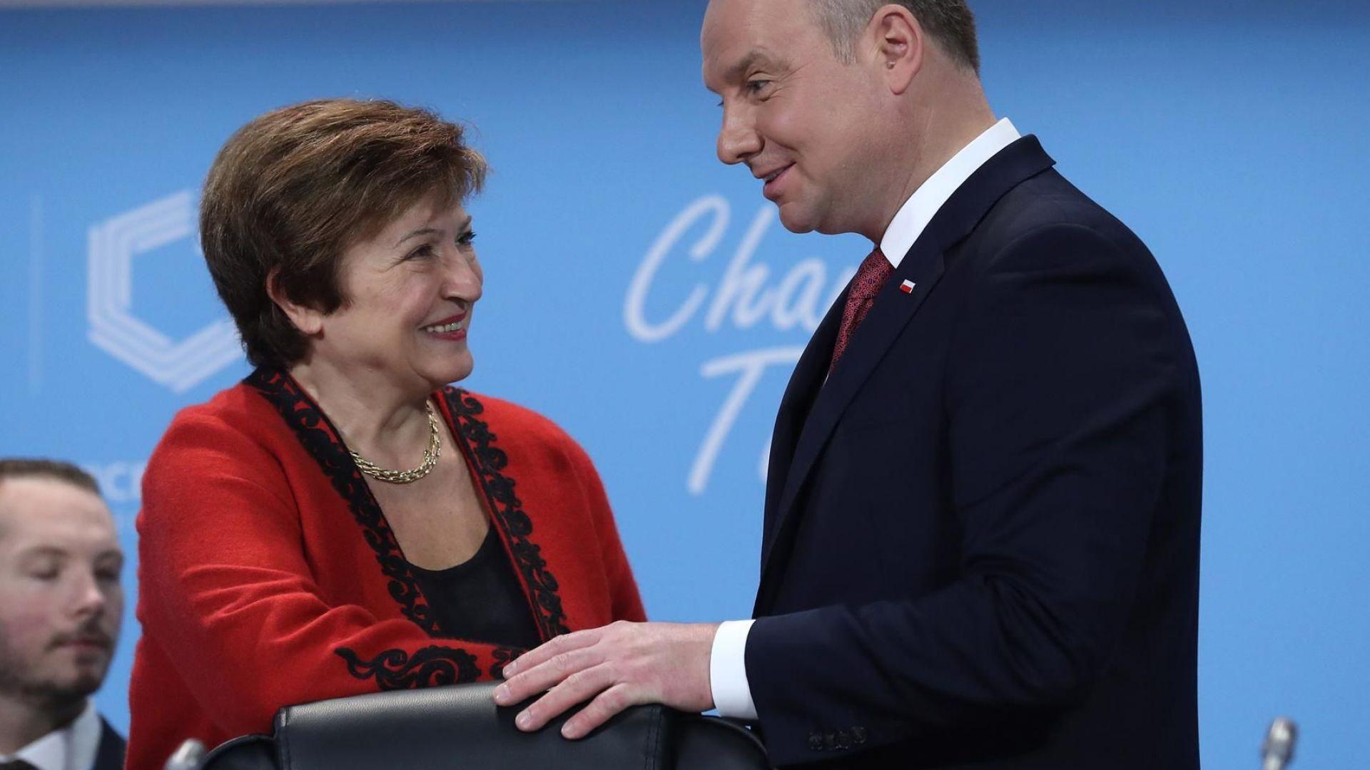 Ще стане ли българка постоянен президент на Световната банка