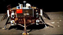 Китай каца на Луната с изкуствен интелект