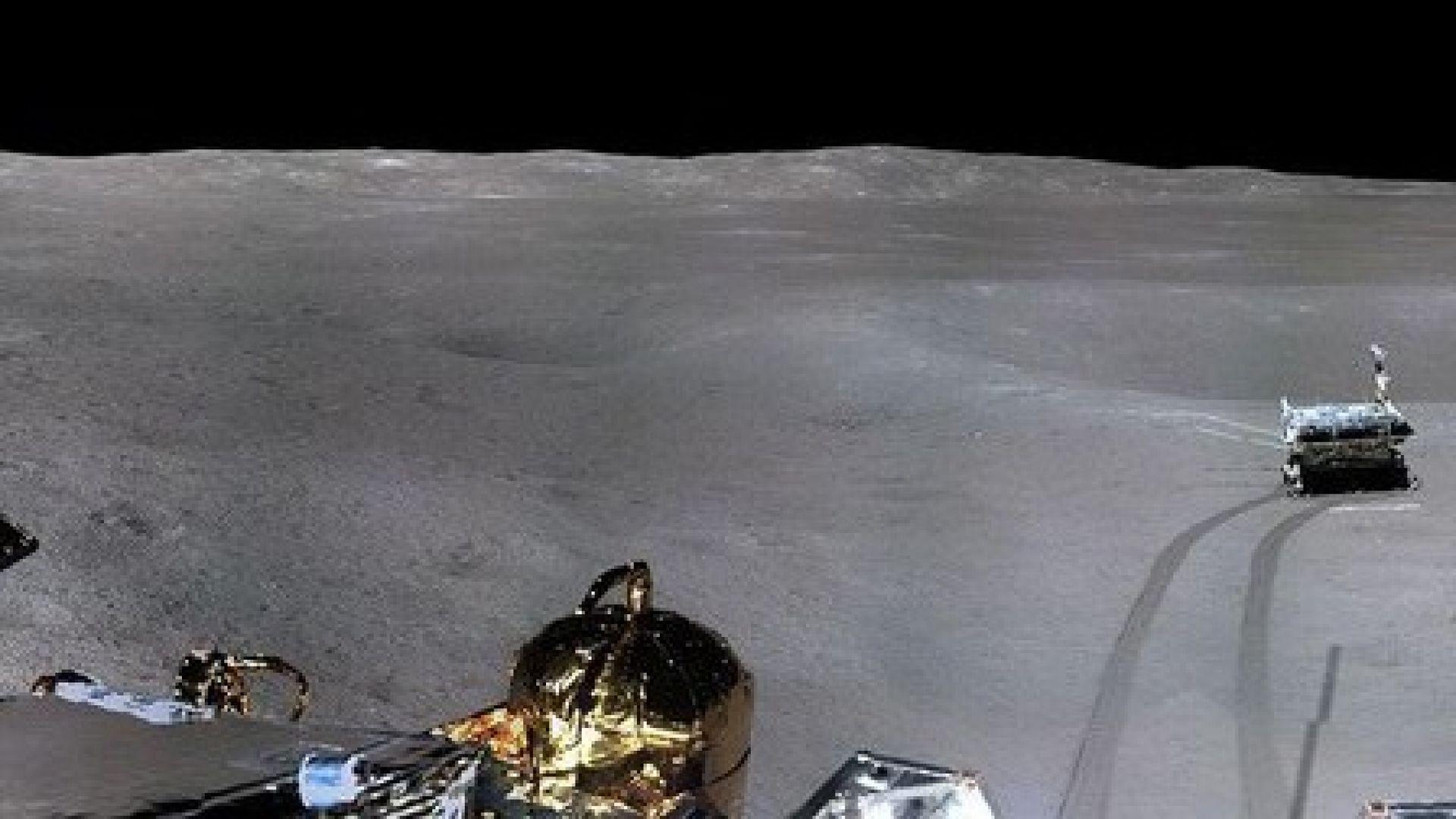 Китай смята да се превърне във втората страна на Луната след САЩ