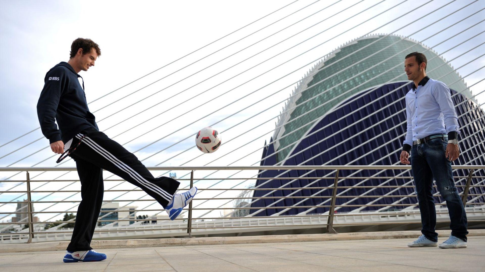 Анди Мъри се колебае между три спорта, в които да се впусне след тениса