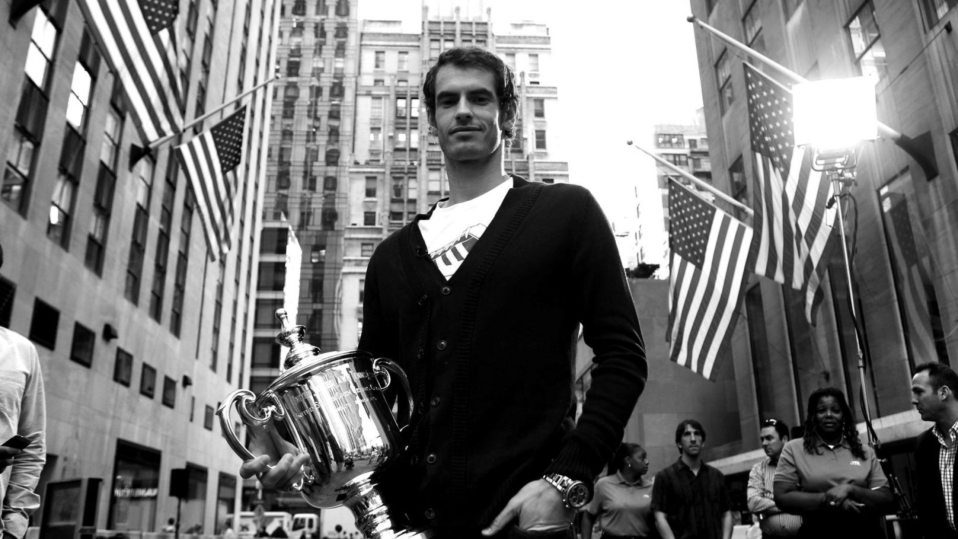 Анди Мъри предупреди: Топ играчите няма да пътуват за US Open