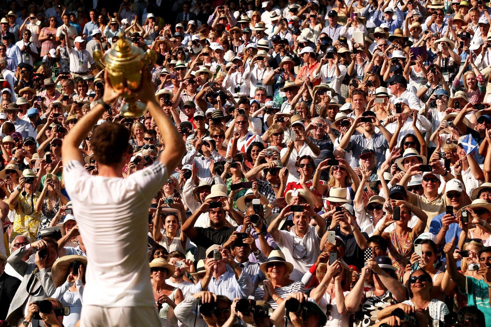 """Краят на дългото чакане - британски шампион на """"Уимбълдън"""""""