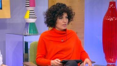 Деси Стоянова изненада с прическа