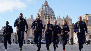Ватикана атакува Олимпиадата със свещеници, монахини и гвардейци