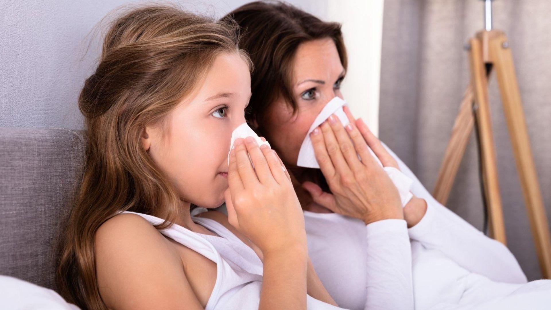 Снимка: Нарастват болните от грип в Русенско