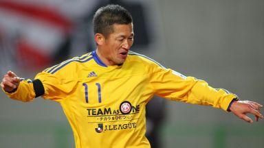 Невероятно, но феноменът Миура ще играе и на 54 години в Първа лига