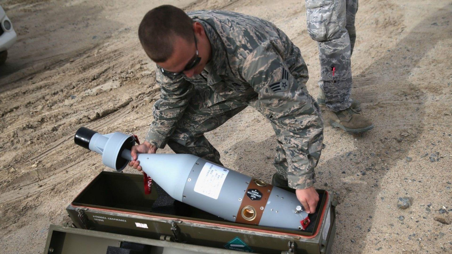 Американските военни започнаха изтеглянето от Сирия