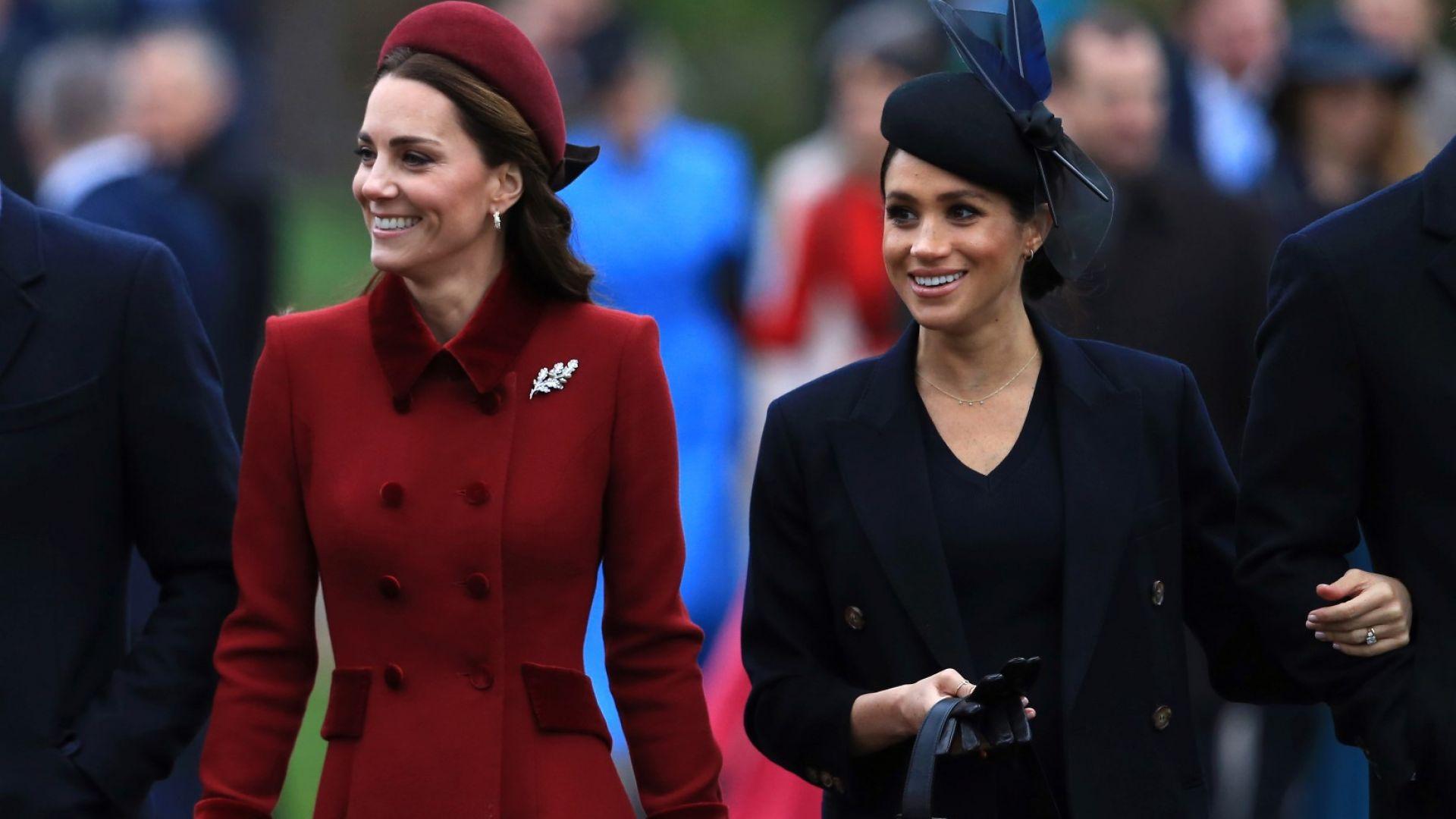 Катрин - една херцогиня в най-щастливата възраст