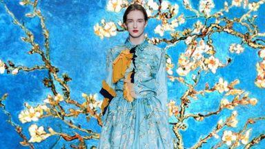 Как едно момиче откри връзката между модата и изкуството