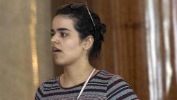 Канада даде убежище на 18-годишната саудитка Рахаф