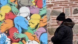 Столица на културата: Пловдив е първият град в Европа, който показва рисунки върху Берлинската стена
