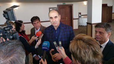 Цветанов: Хората очакваха от Румен Радев да бъде обединител, а той направи точно обратното