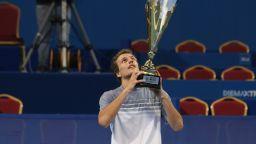 Шампионът от София, който намери спасение в тениса