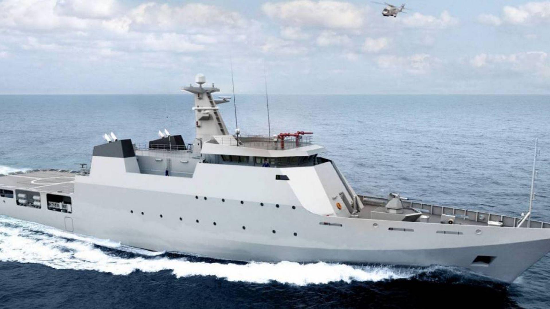 Политически спорове спряха Румъния да купи 4 военни кораба за 1,6 млрд. евро