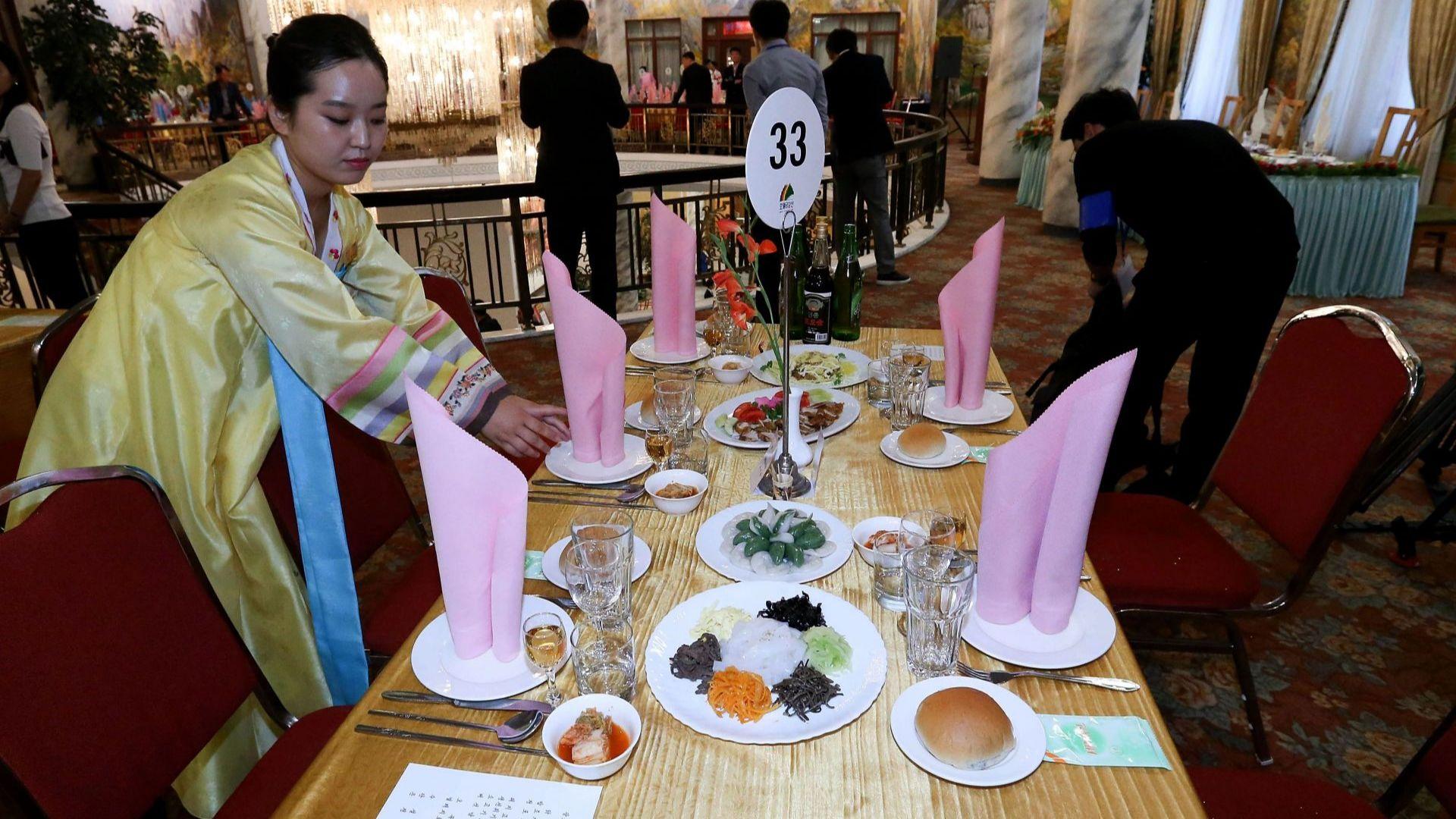 Храните в Северна Корея поскъпват значително