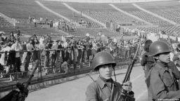 Германското разузнаване, ЦРУ и превратът на Пиночет