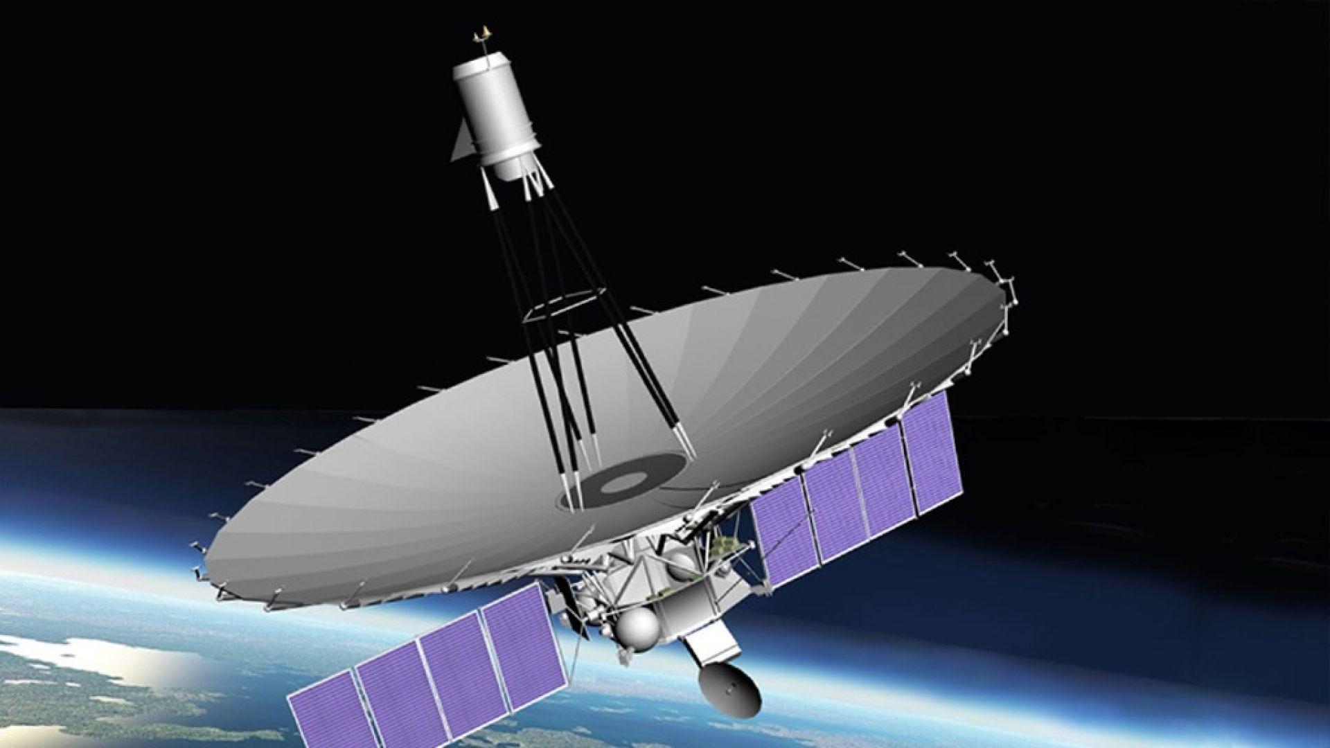 Руски космически радиотелескоп загуби връзка със Земята