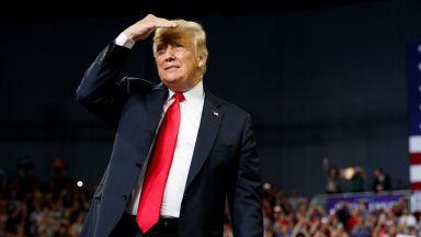 Доналд Тръмп тласна турската лира към ново обезценяване