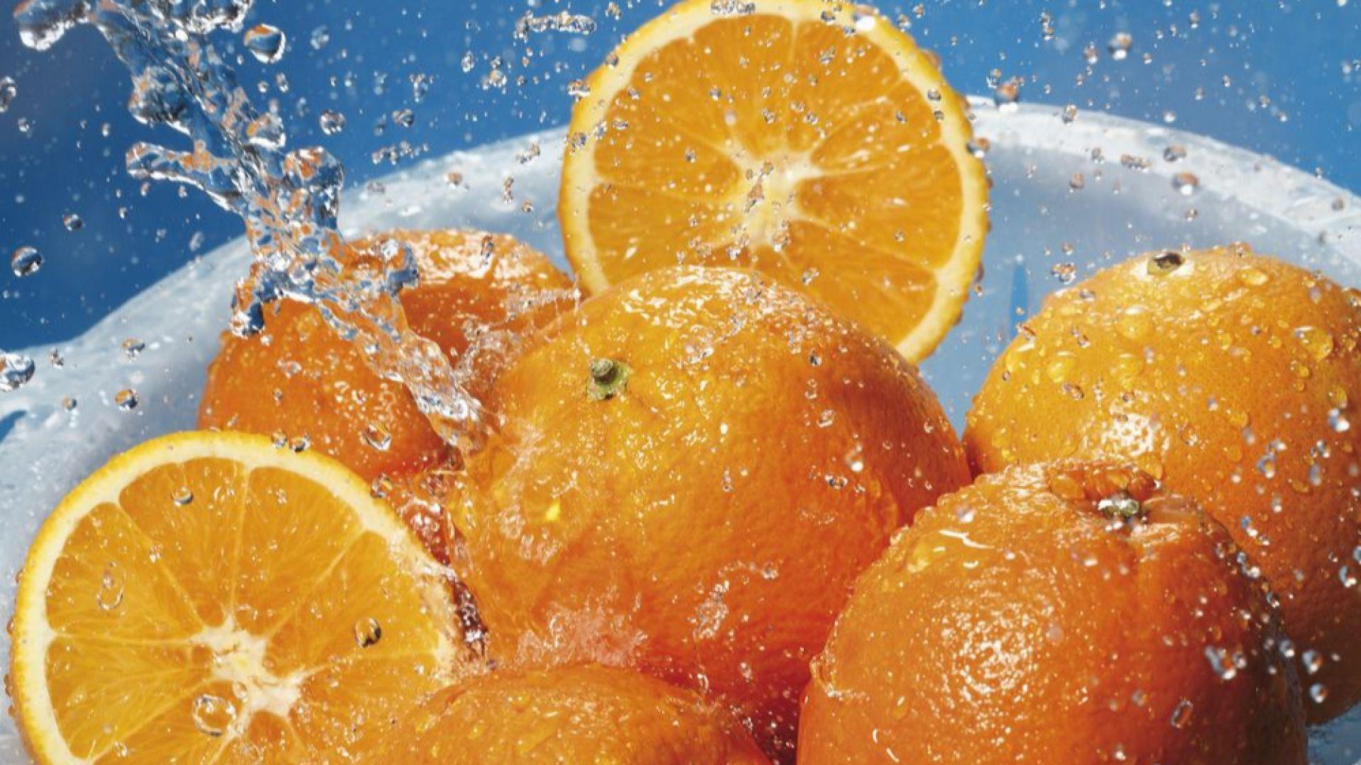 Портокалите и морковите намаляват риска от рак