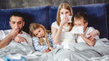 Ново изследване разкрива защо някои хора боледуват по-често от грип