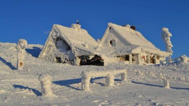 Зима в Европа (снимки)