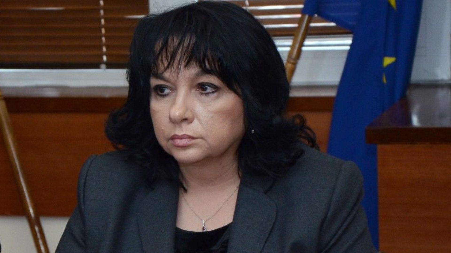 """Петкова: """"Балкански поток"""" върви по план"""