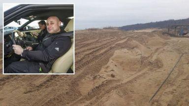 Бургаски бизнесмен поръчал разкопаването на дюните на Смокиня