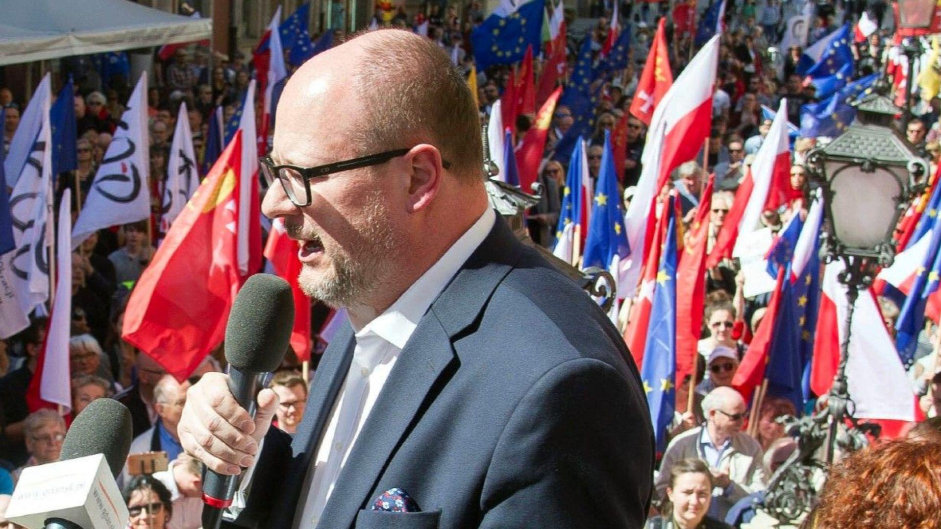 Почина намушканият кмет на Гданск