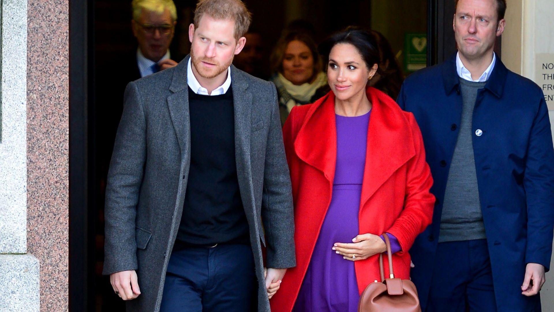 Какво ще е името на кралското бебе?