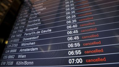 Хиляди засегнати от стачка на германски летища