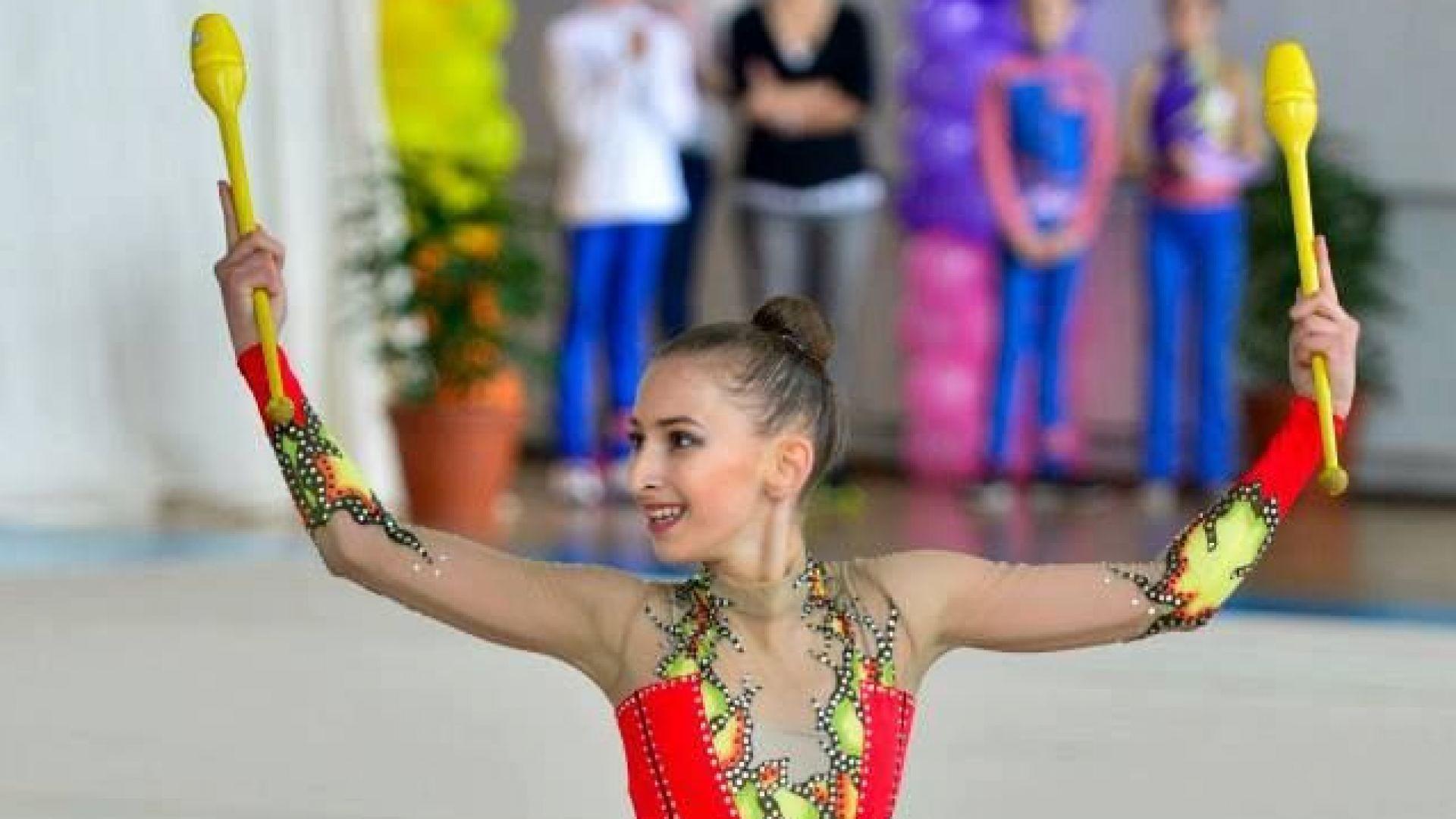 Нов скандал тресе ансамбъла по художествена гимнастика