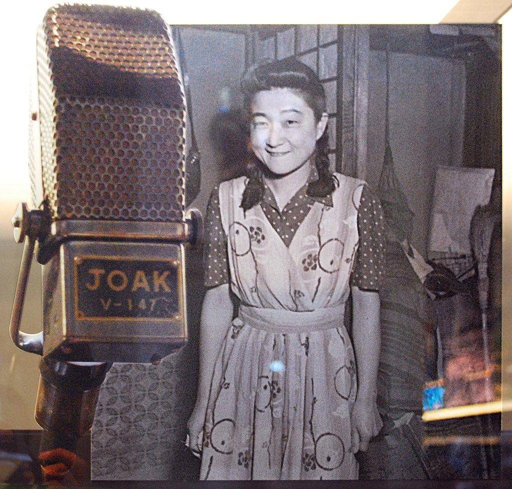 Микрофон JOAK, с какъвто Ива е работила, се пази в Национален музей на американската история