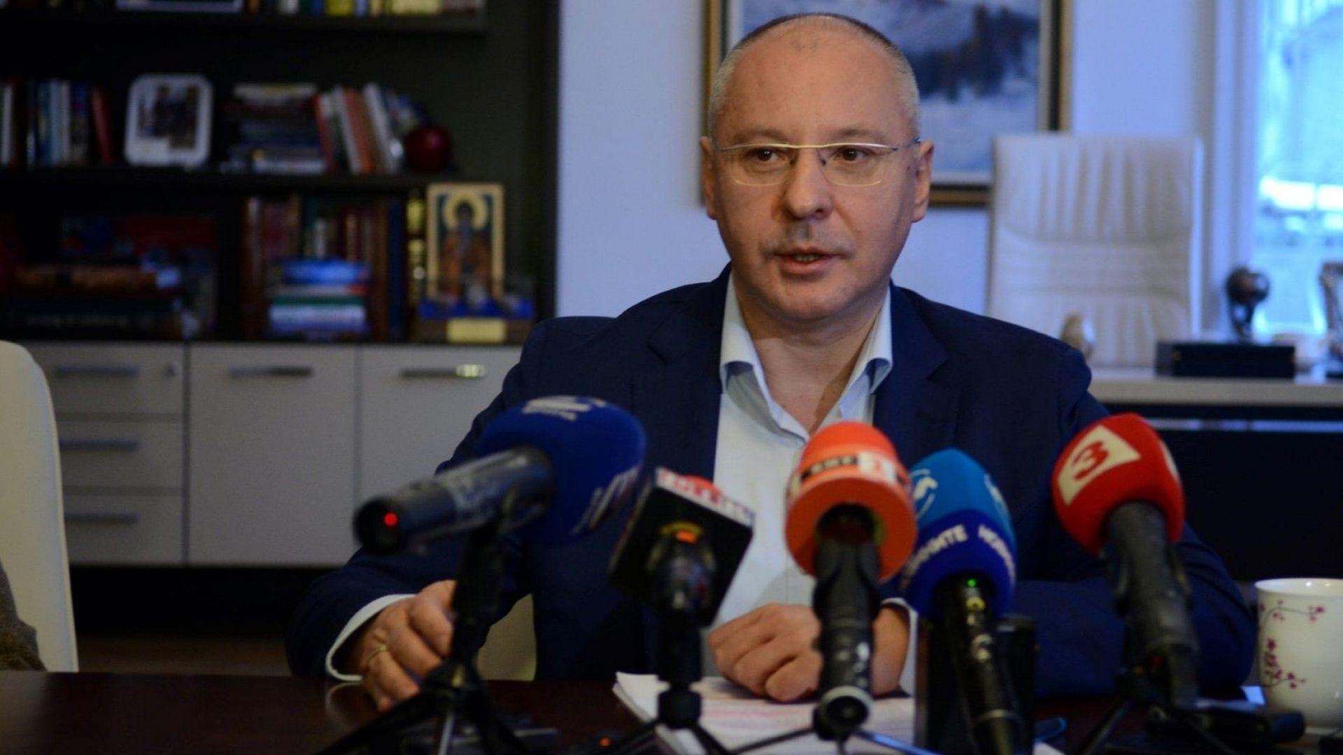 Сергей Станишев: И в България, и в Европа, търпението на хората е на изчерпване