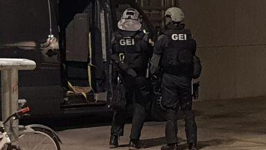 Испанската полиция удари терористична клетка, готвела атентат