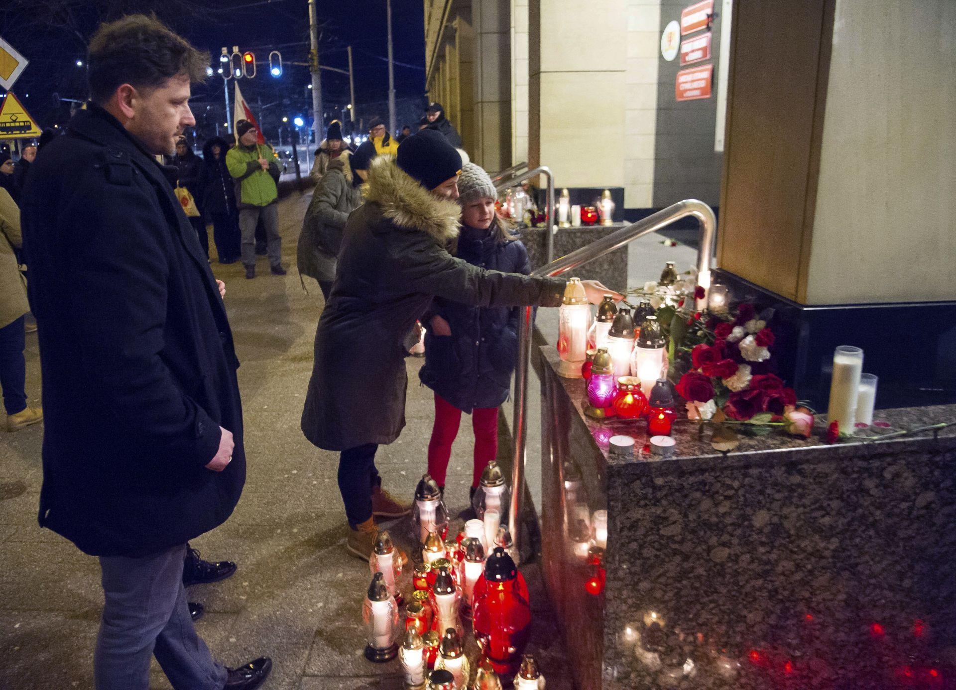 Поляците са потресени от убийството
