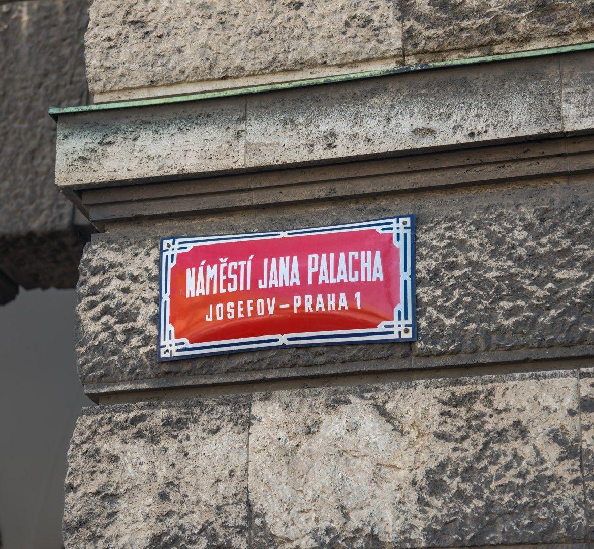 В Прага има площад, който носи името на Ян Палах