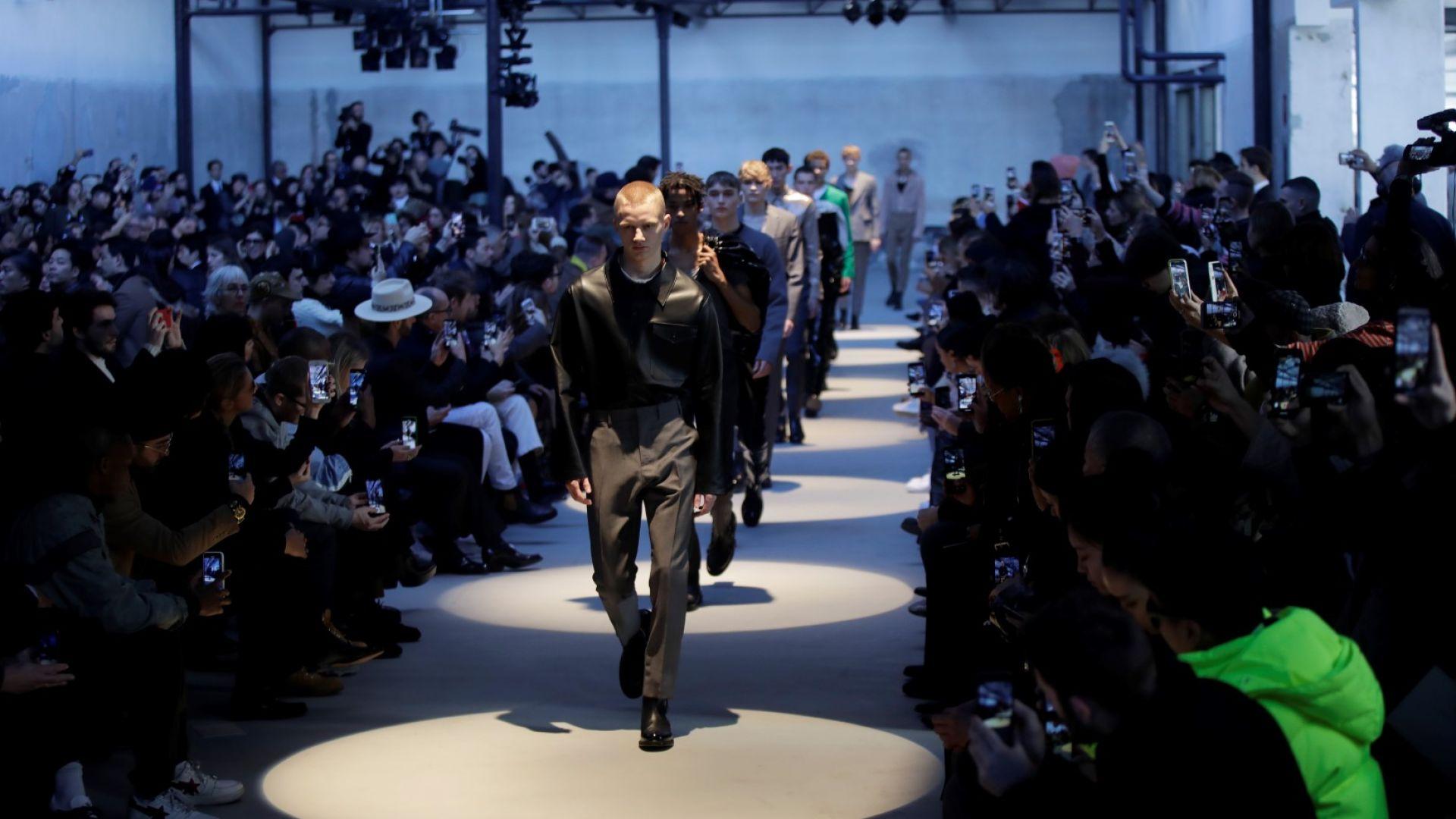 Седмицата на мъжката мода в Милано започва от утре