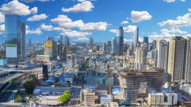 """Изграждат палатков град за 2000 души за """"Евровизия"""" в Тел Авив"""