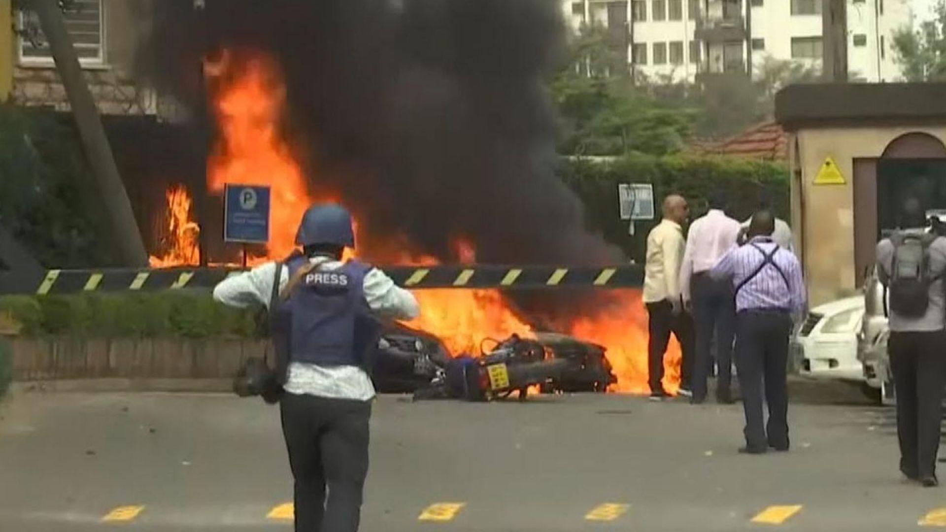 Ислямисти отмъстили на САЩ с атентата в Найроби заради признаването на Ерусалим