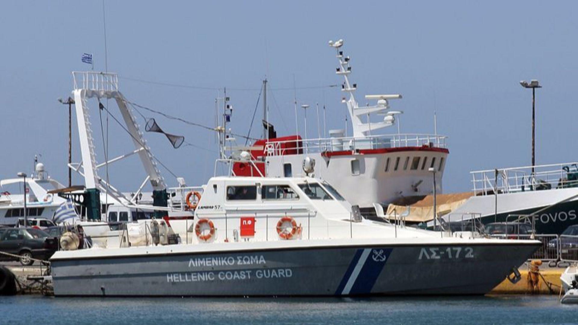 Гръцките власти заловили 6,5 тона канабис на кораб