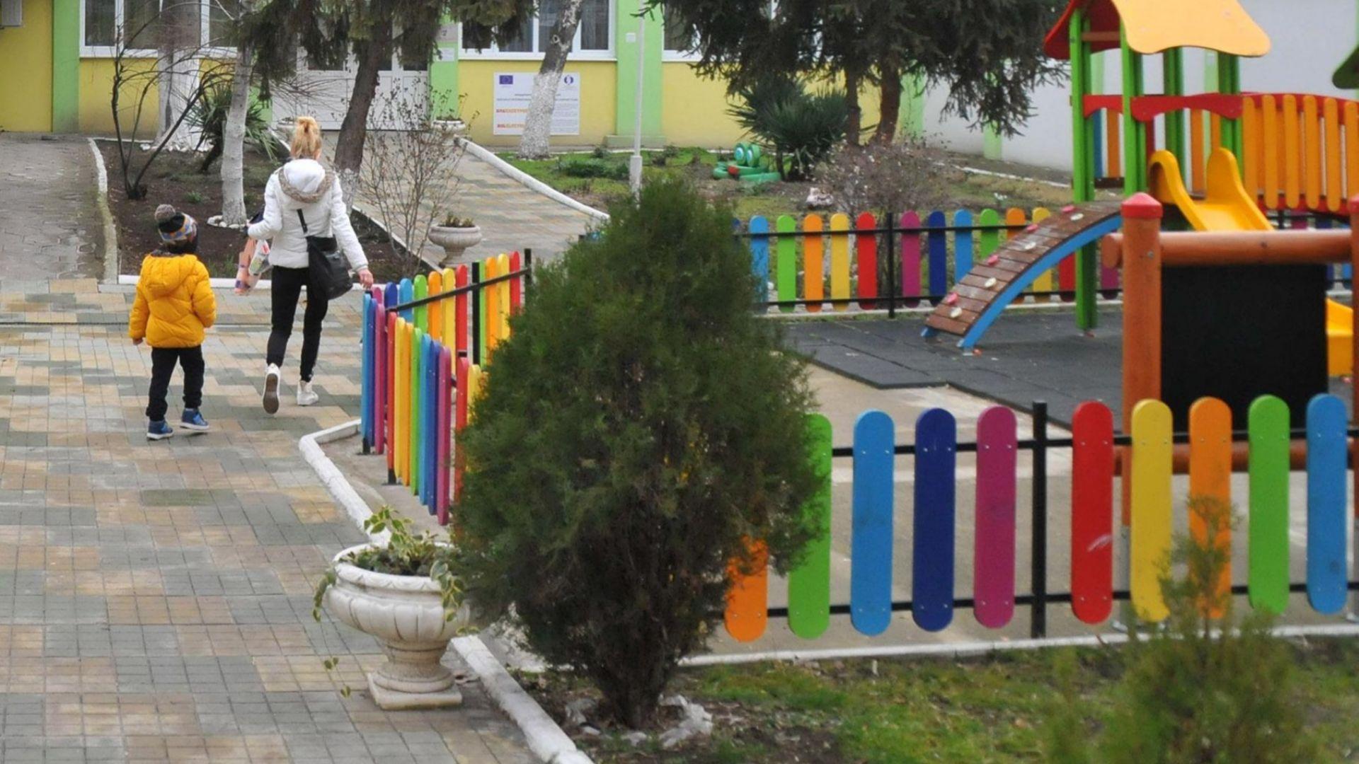Нови правила за прием в столичните детски градини. Според готвените
