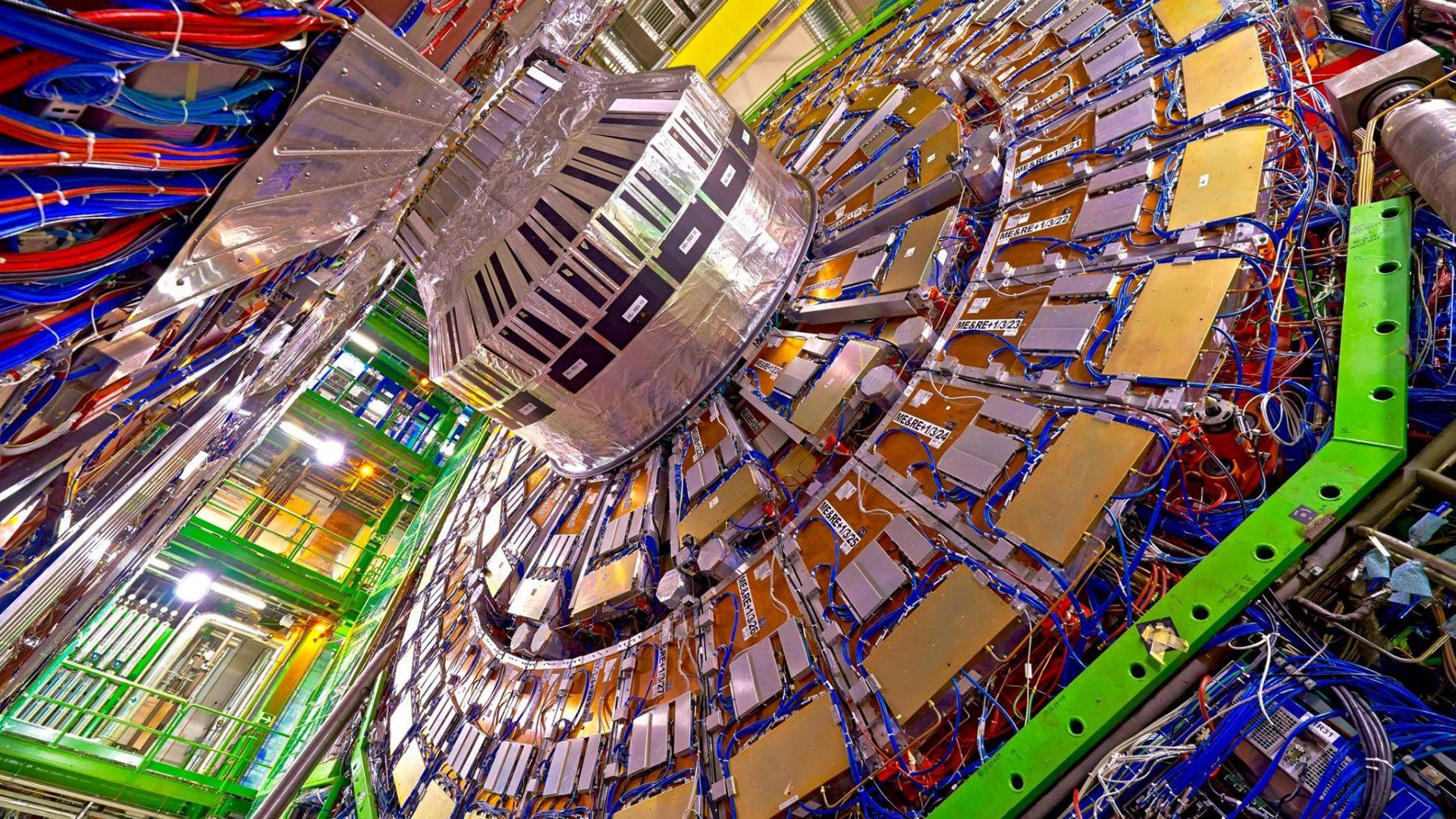 България чества 20 години в ЦЕРН