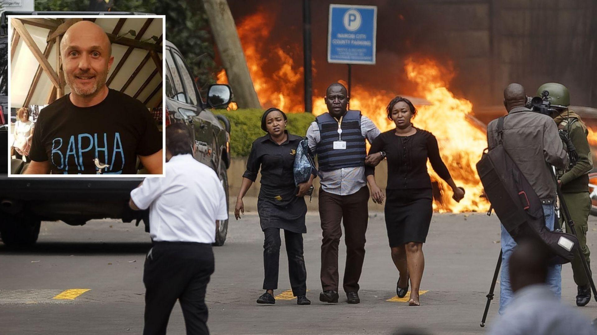 Георги Тошев от Найроби: Терорът е смърт!