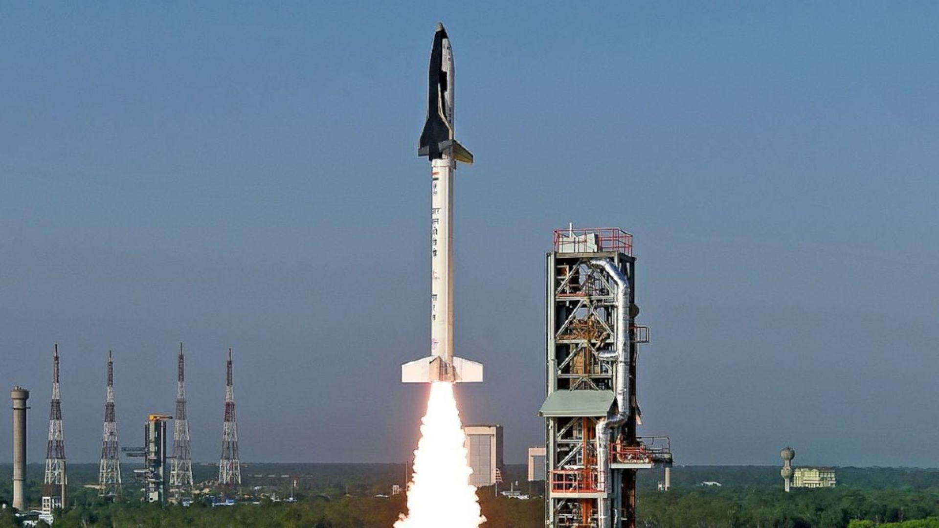 Индия върви по стъпките на SpaceX