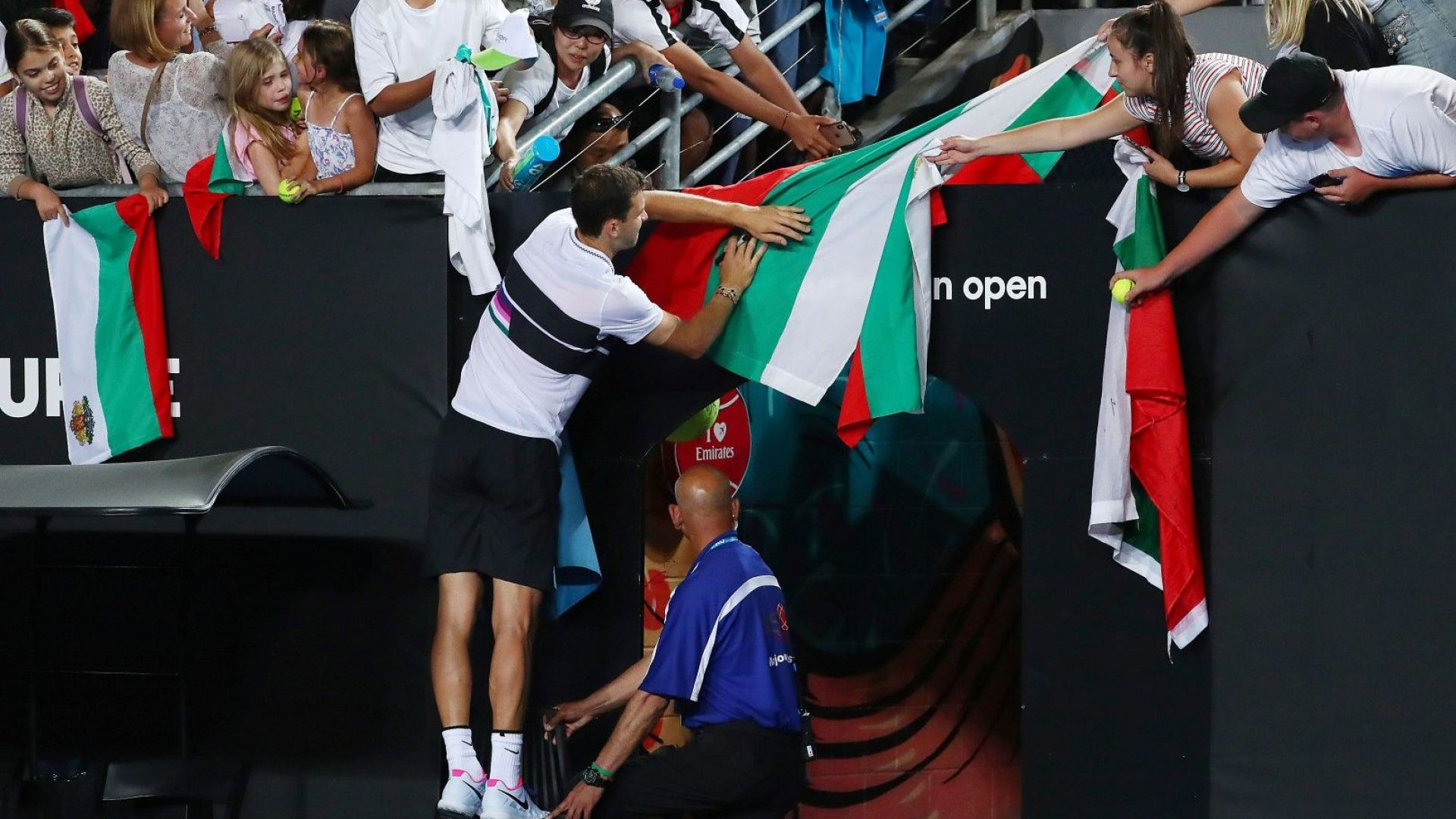 Тодор Енев: Надявам се Григор да играе за България