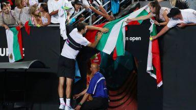 """Може ли Григор да класира България за """"Световното първенство по тенис?"""""""