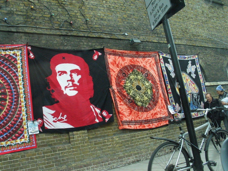 И Че Гевара е в Лондон