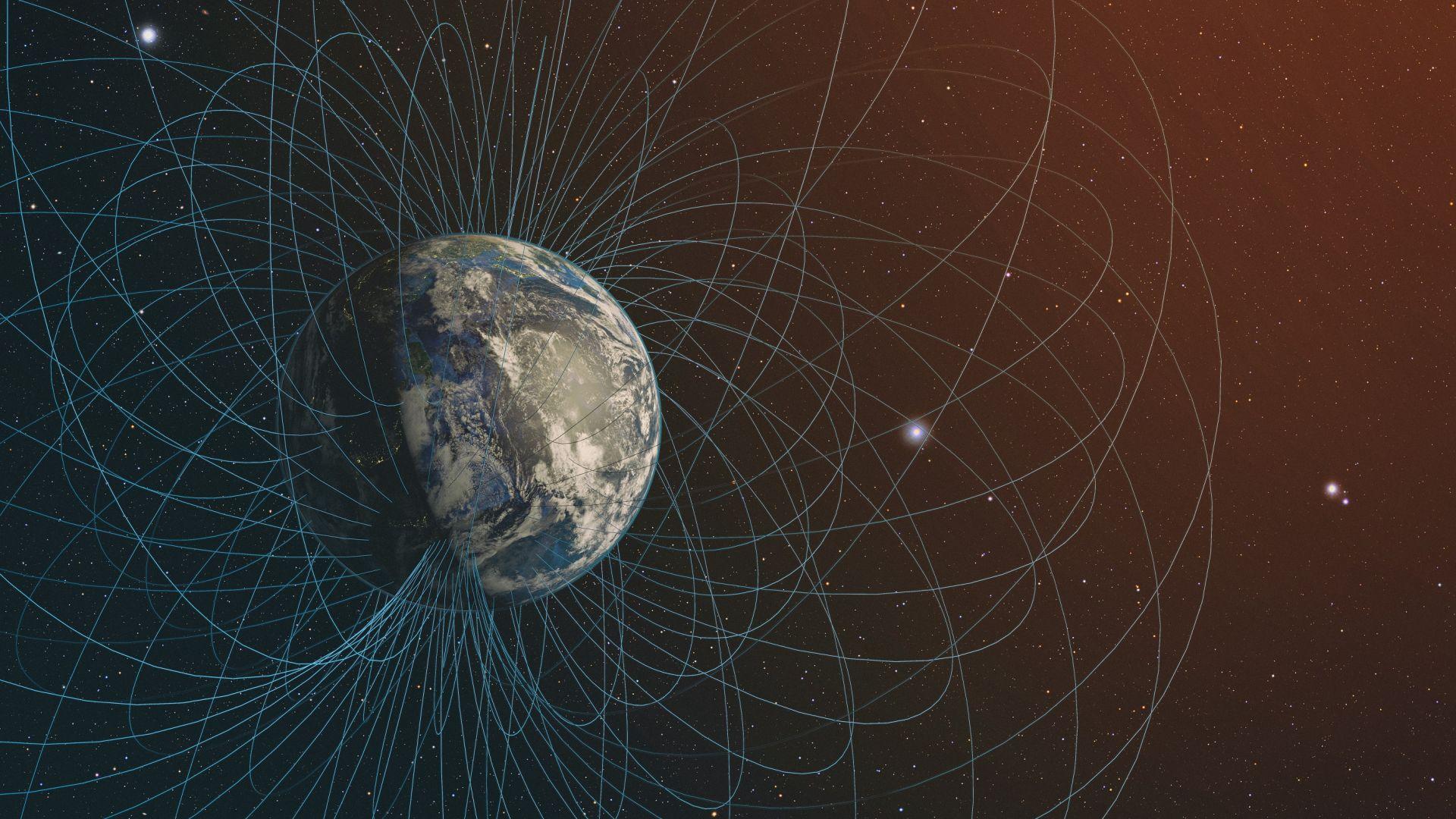 Северният магнитен полюс на Земята се мести изненадващо бързо към Русия