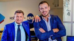 Даниел Петканов се сбогува с Нова телевизия